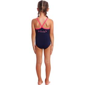 Funkita Printed One Piece Swimsuit Toddler flamingo flood